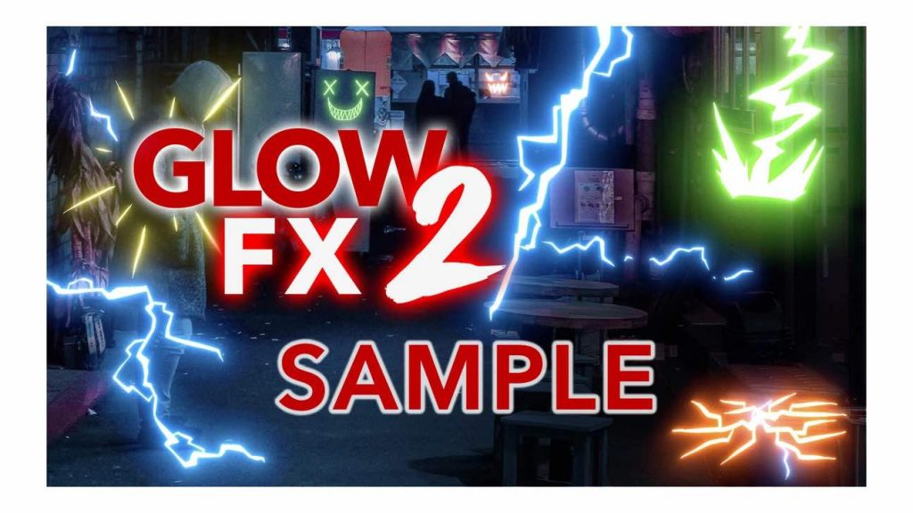 Glow FX 2 素材包插图