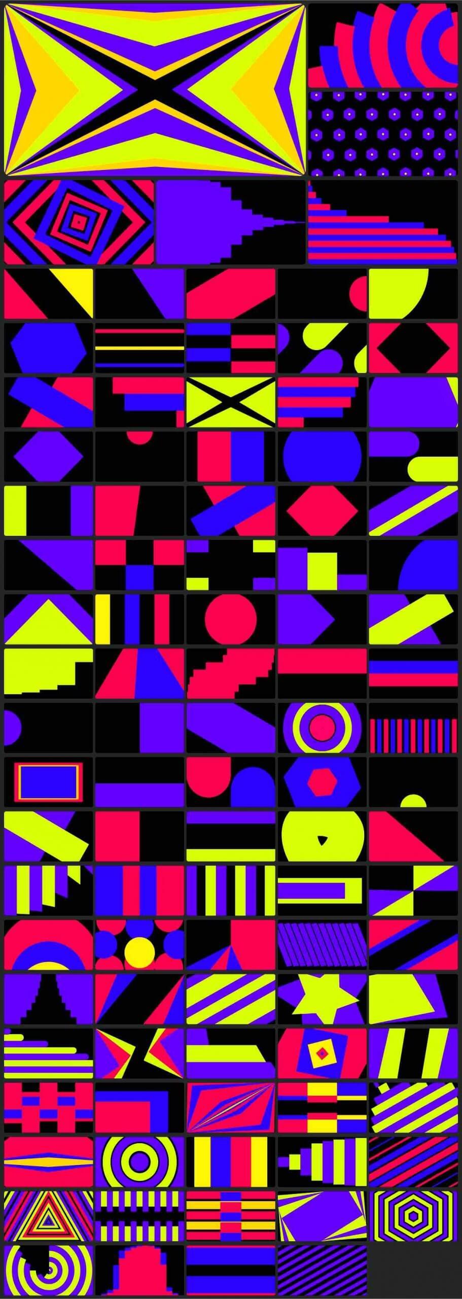 AE模板-2200+效果工具图形库 Graphics Pack插图17