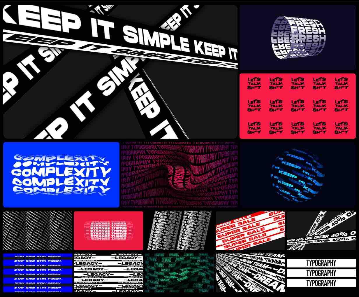 AE模板-2200+效果工具图形库 Graphics Pack插图19