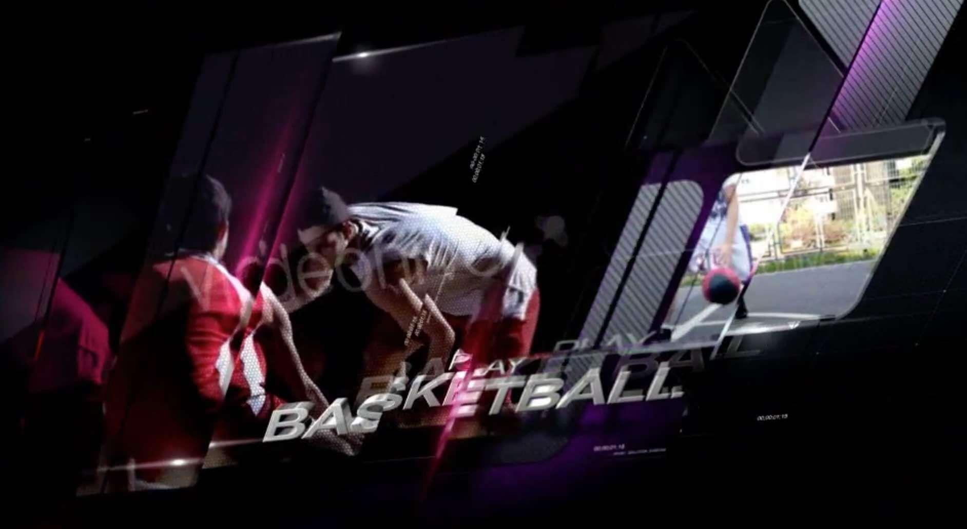 AE模板-体育赛事插图1
