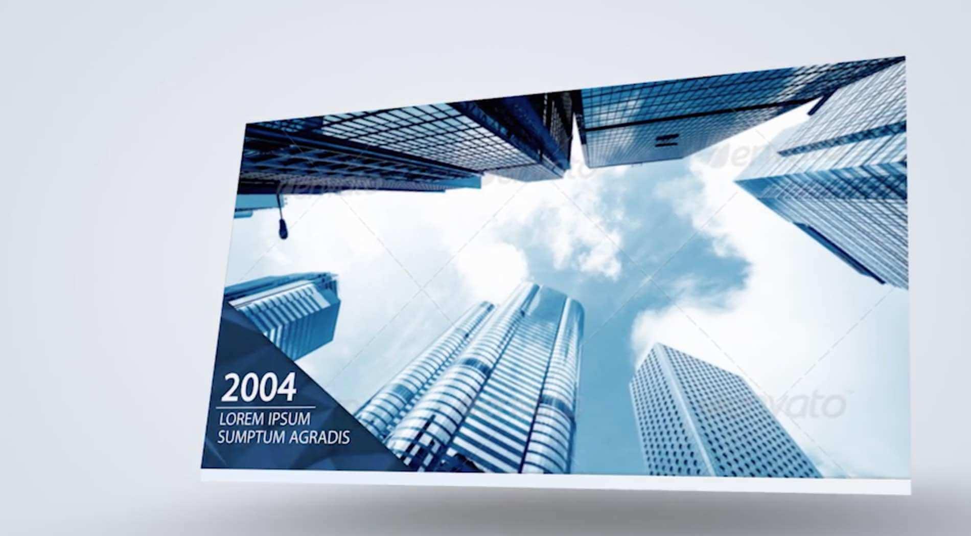 AE模板-The Edge-企业视频展示插图4