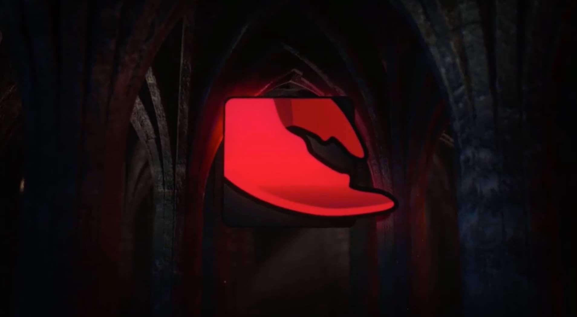 AE模板-大教堂阴暗风格图文展示插图