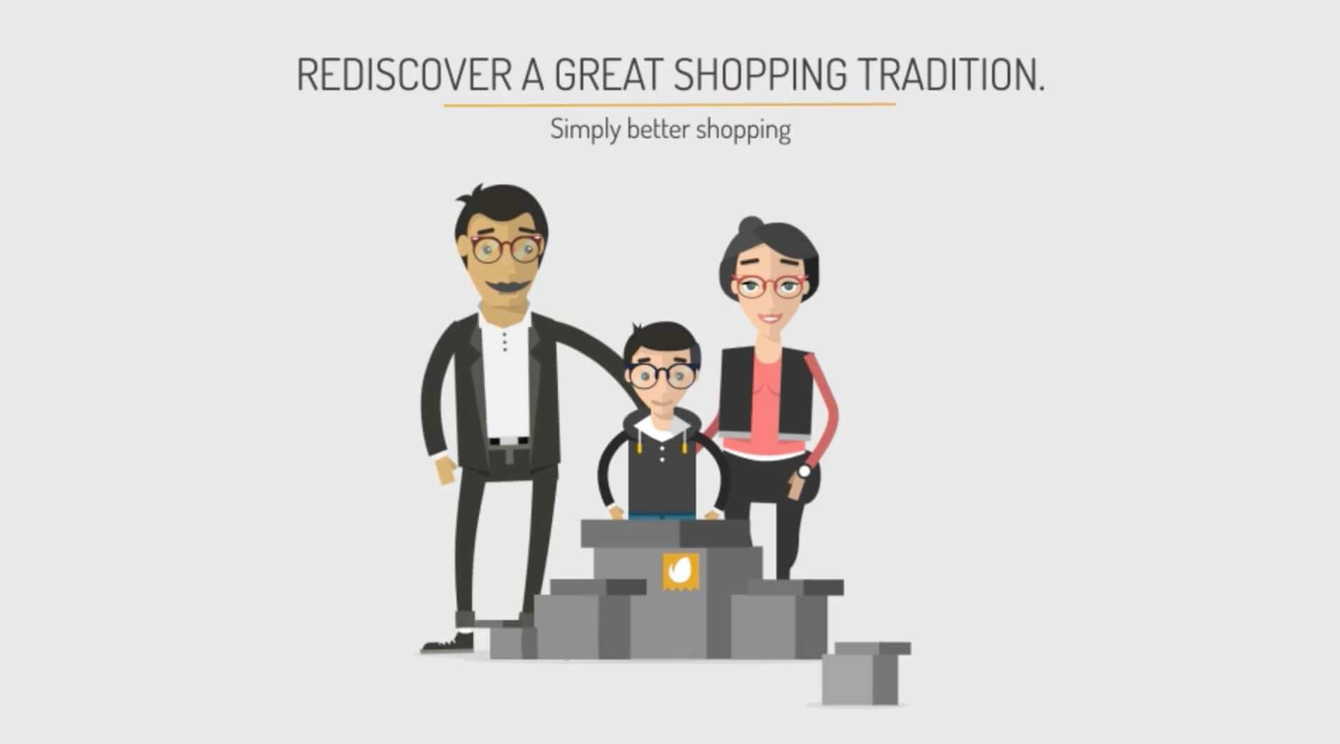 AE模板-家庭购物-网上商店促销插图