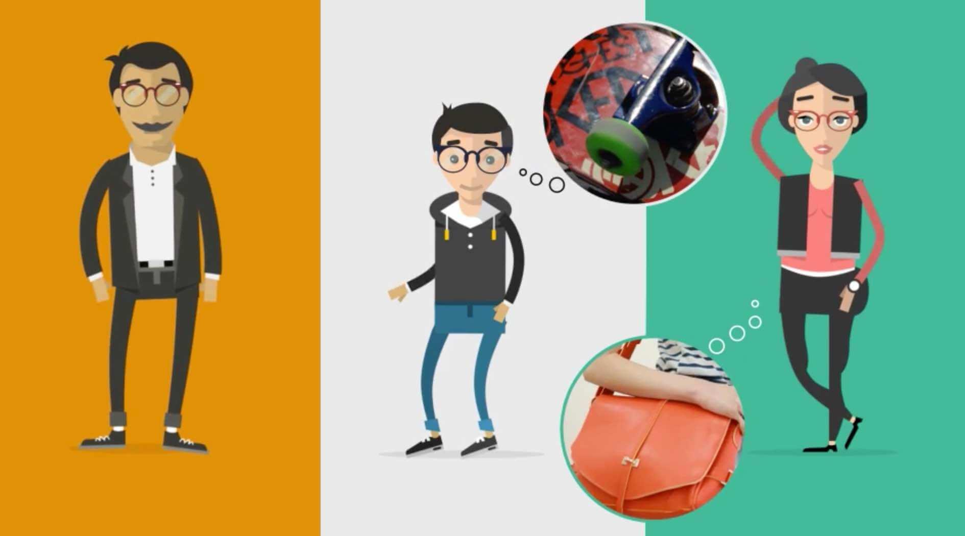 AE模板-家庭购物-网上商店促销插图2
