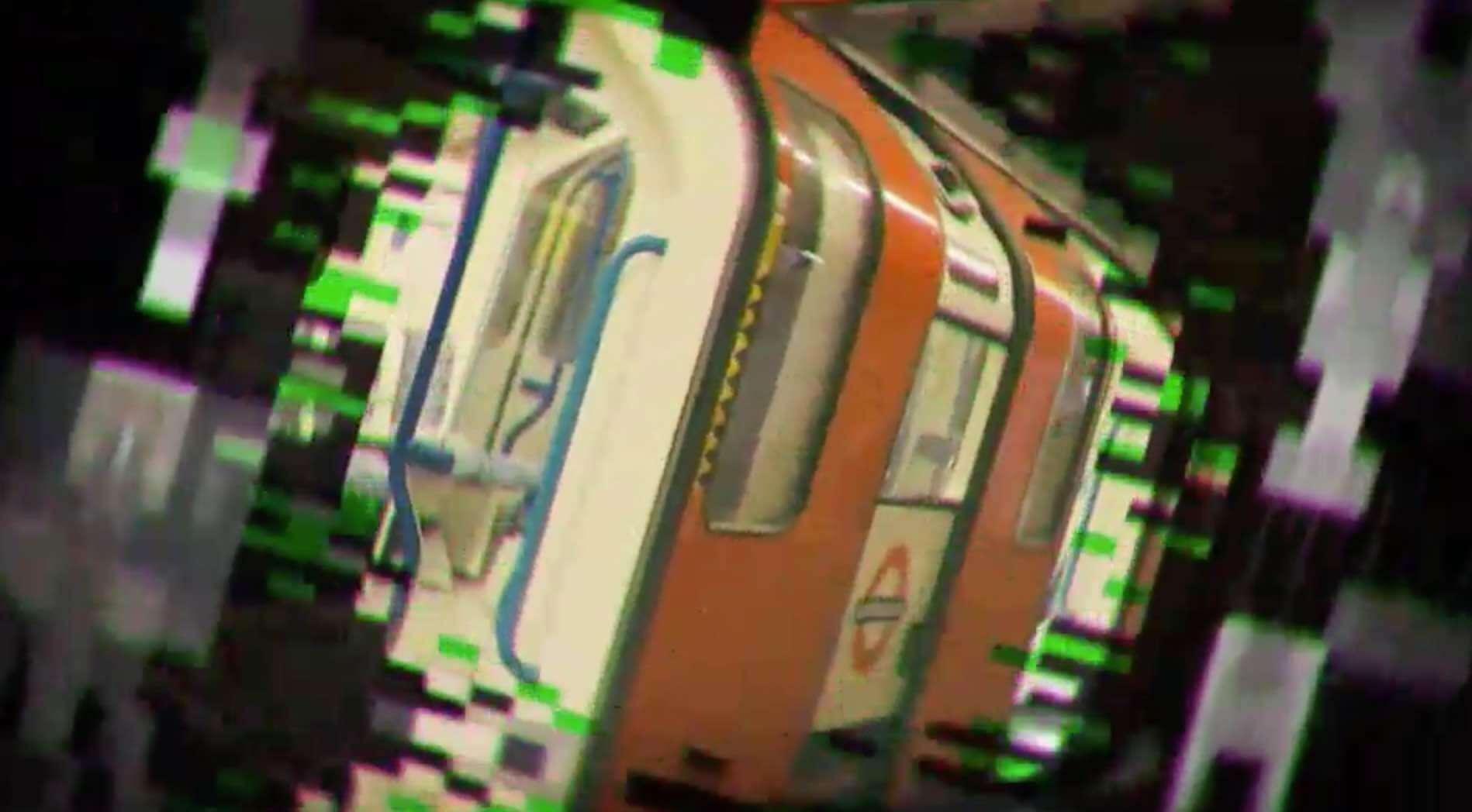 AE模板-像素小故障图片展示插图