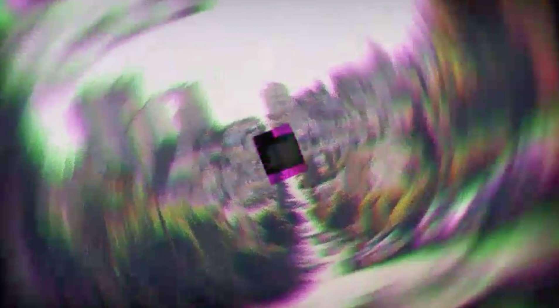 AE模板-像素小故障图片展示插图1
