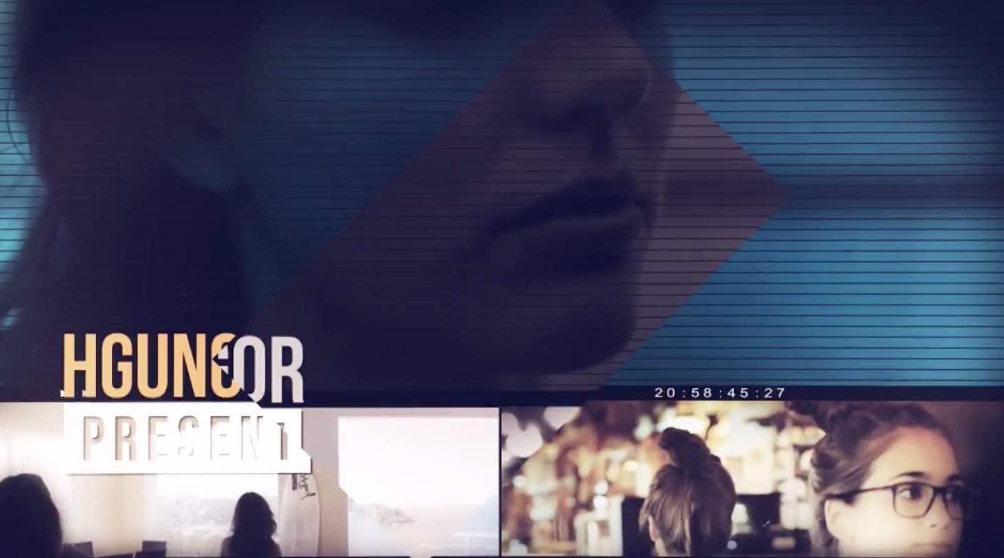 AE模板-动感转场图片视频展示插图