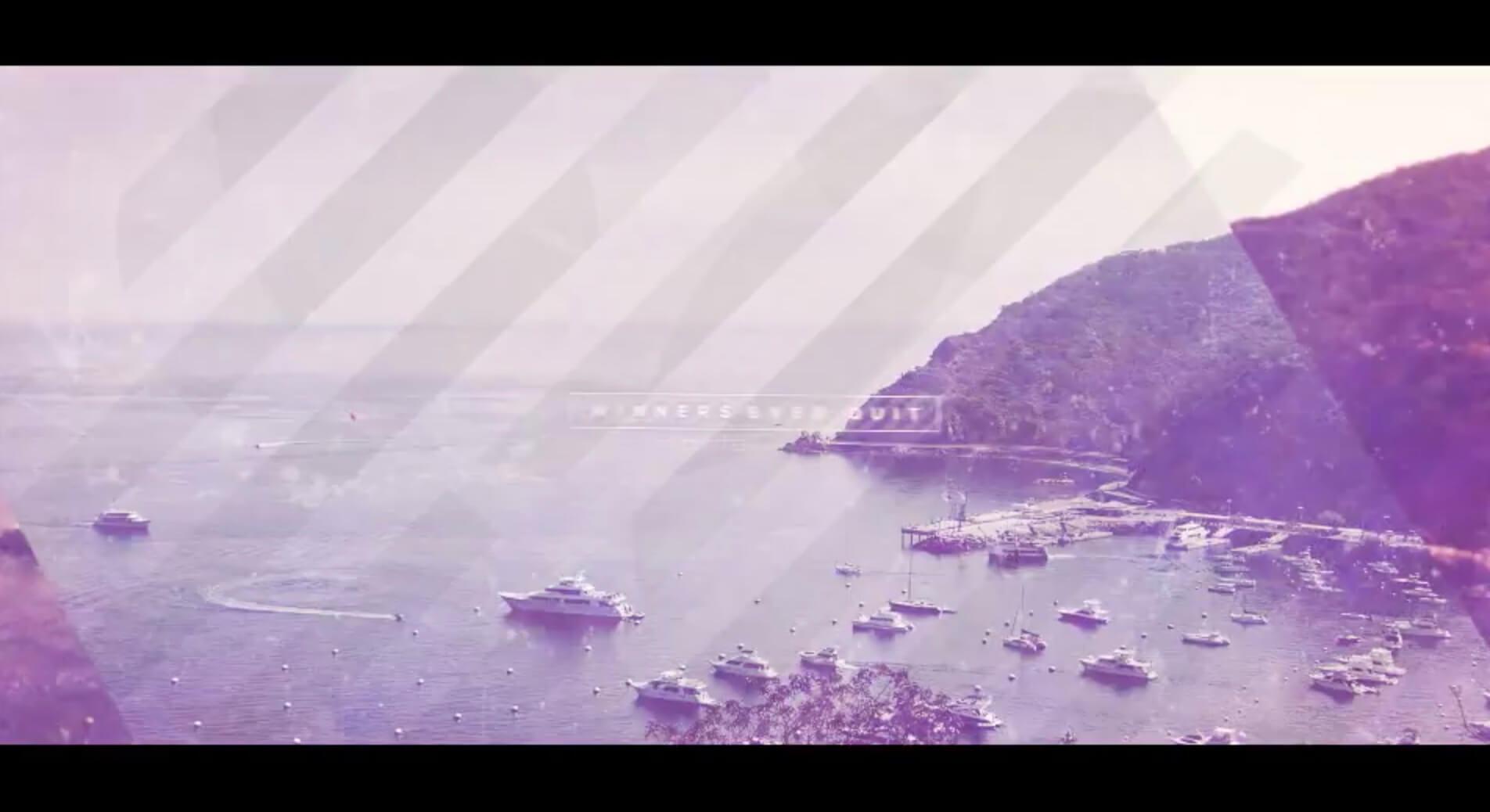 AE模板-神秘电影预告图片展示插图2