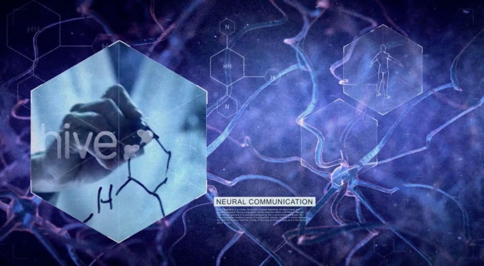 AE模板-神经细胞图文展示插图2