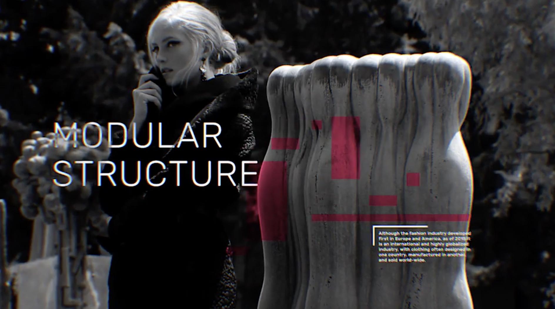AE模板-时尚媒体开篇插图1