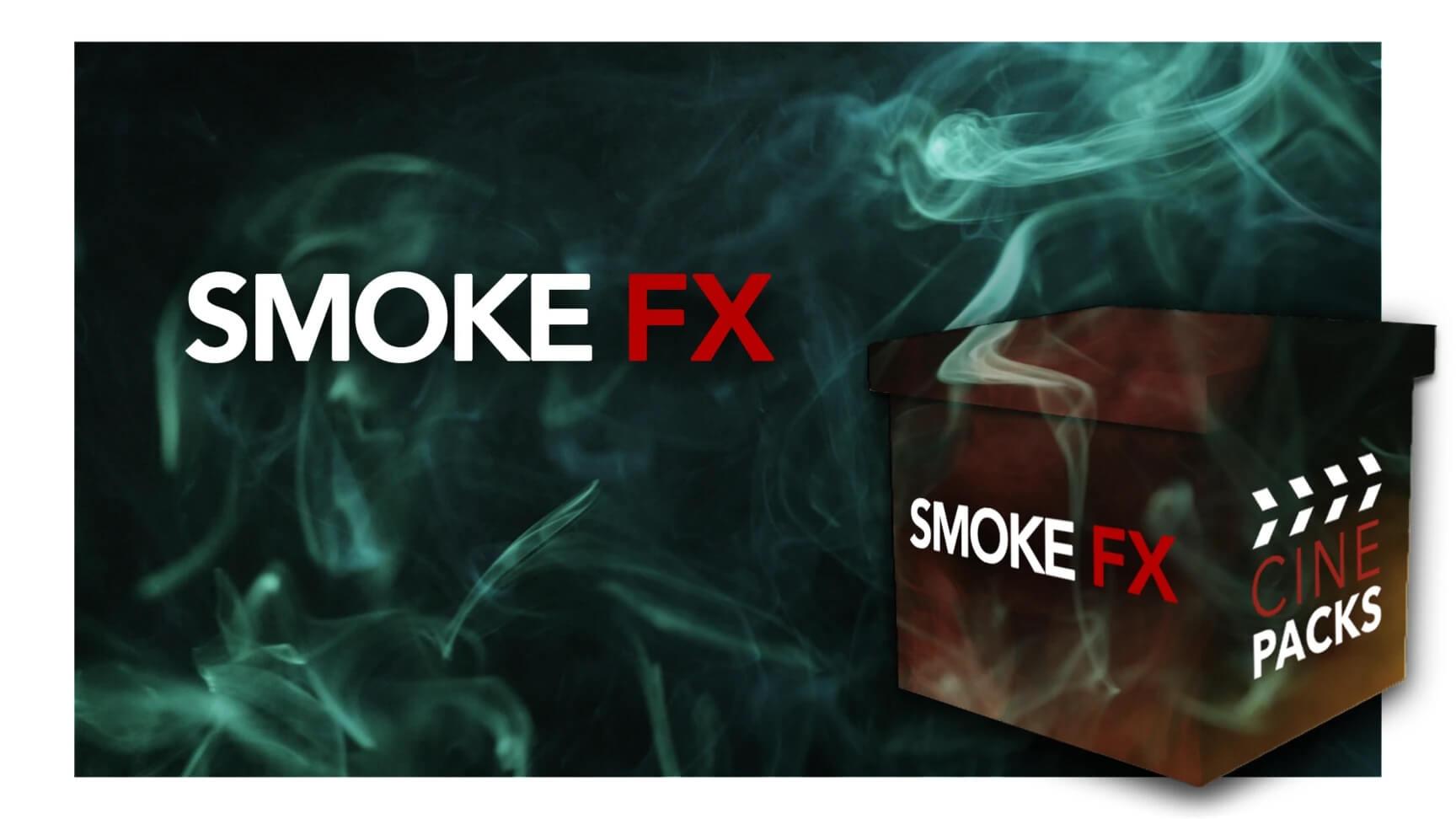 Smoke FX烟雾效果-FCPX插图