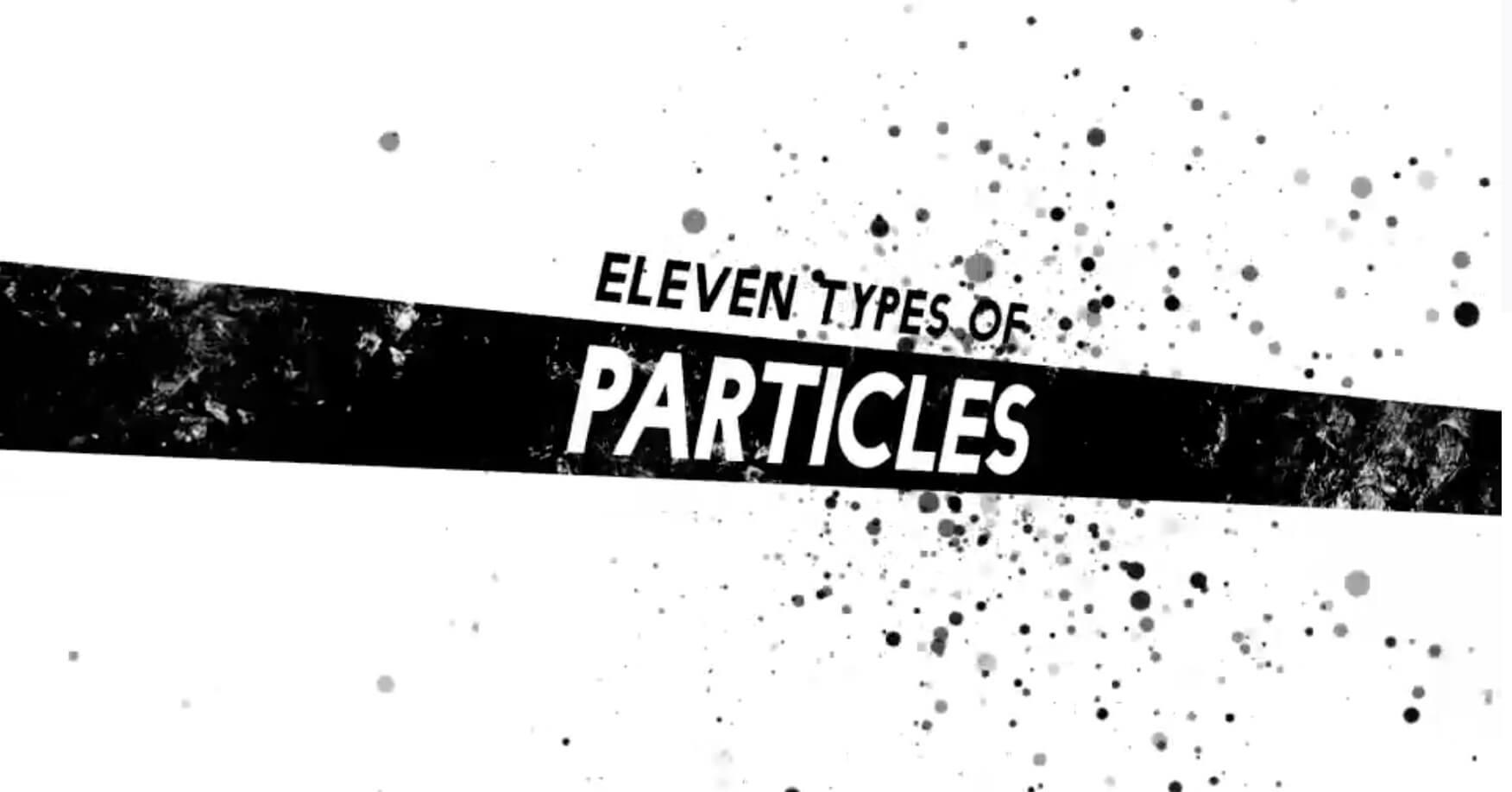 AE模板-电影粒子标题预告片插图1