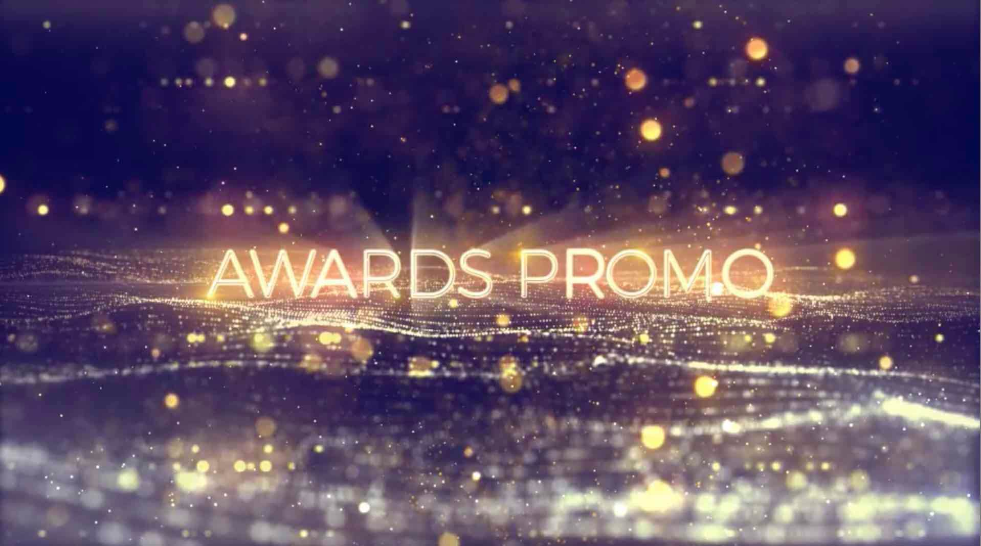 AE模板-颁奖节目标题插图