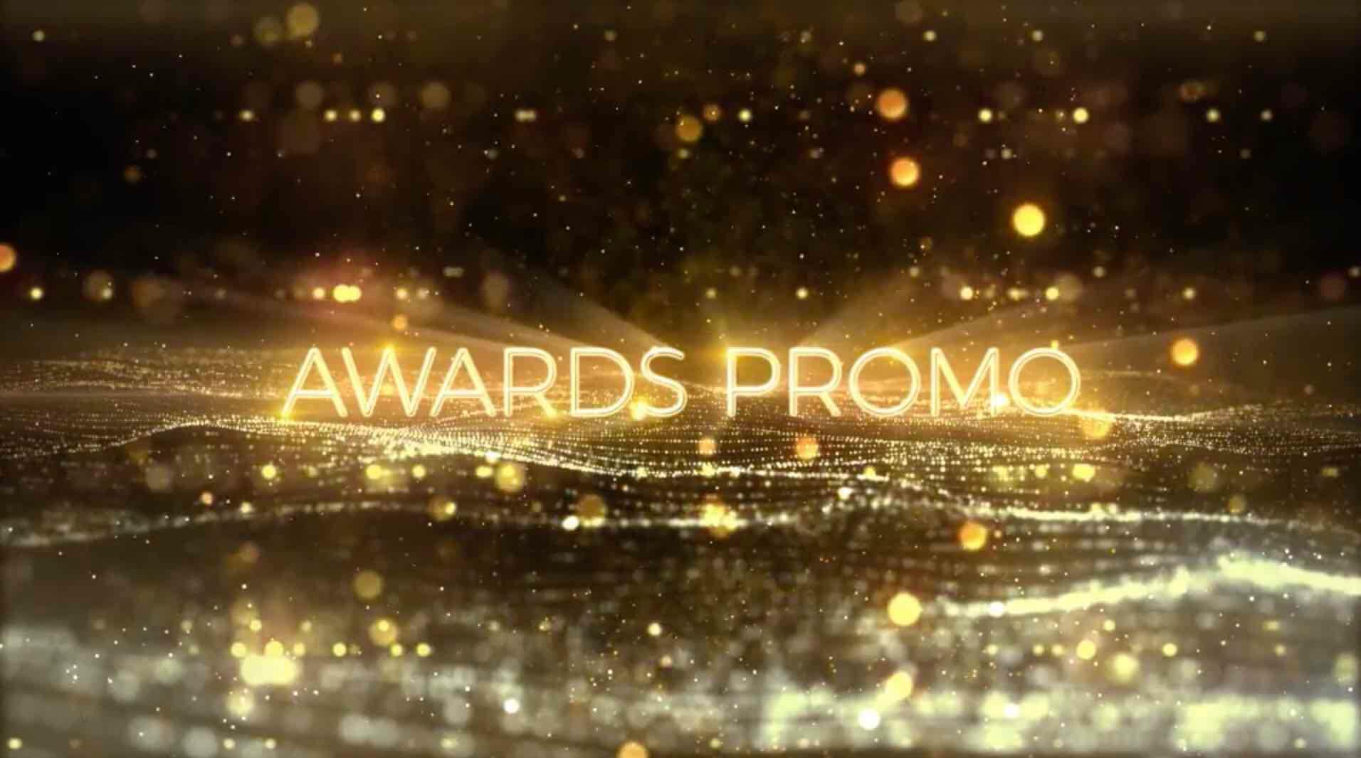 AE模板-颁奖节目标题插图1