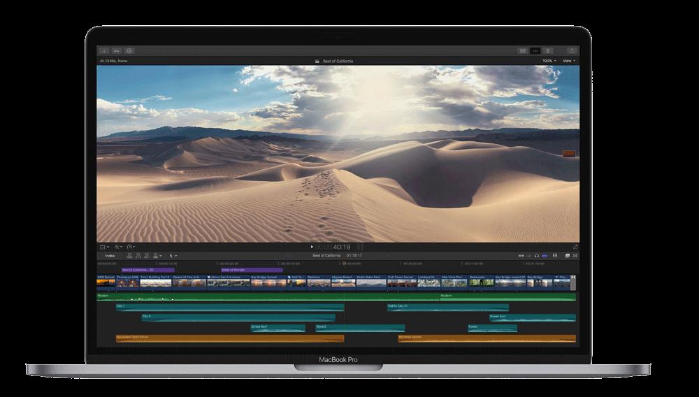 Apple Final Cut Pro X 10.4.8插图