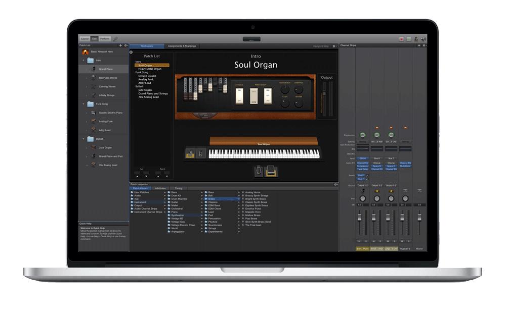 Apple MainStage 3 v3.4.4插图
