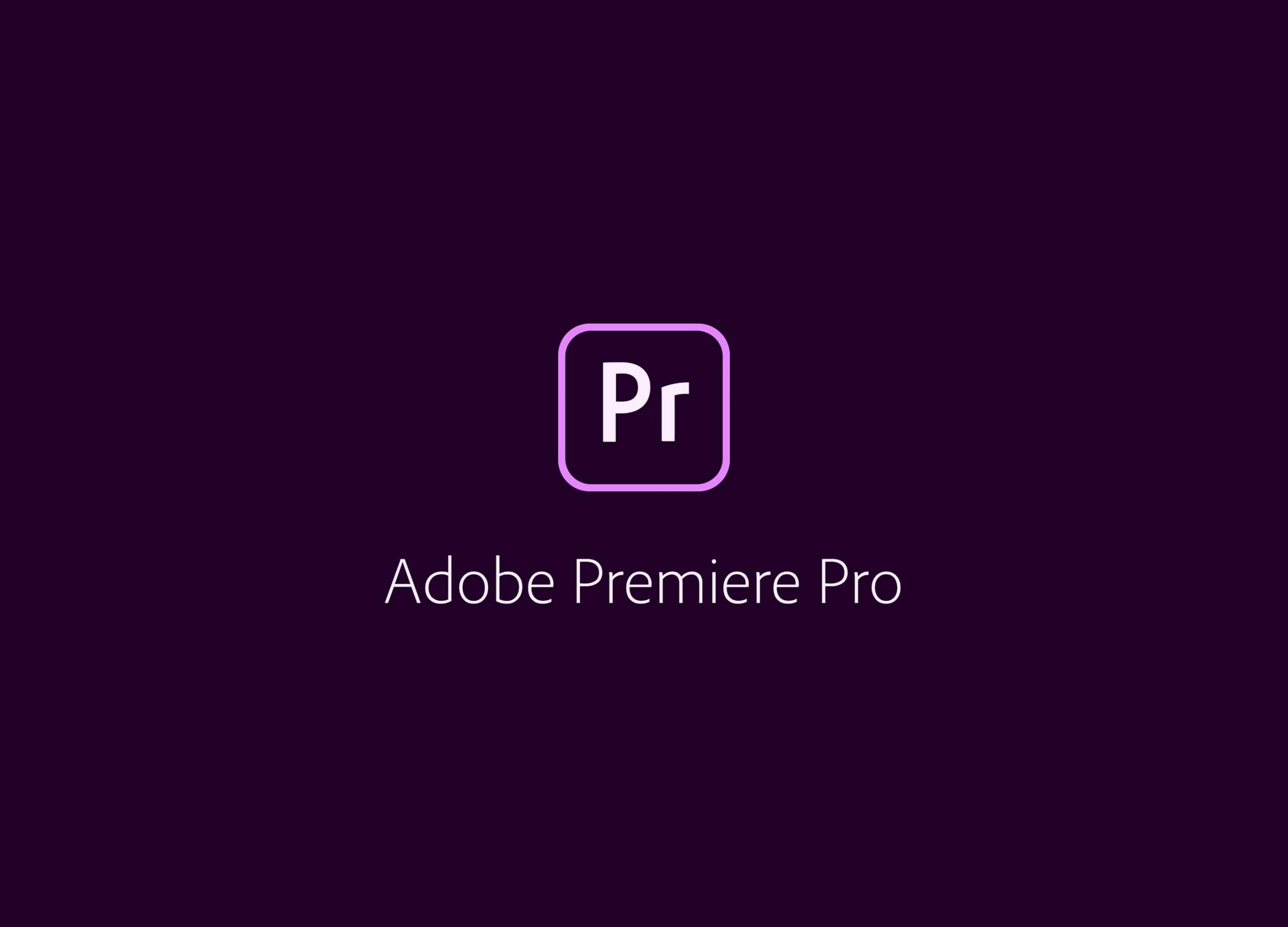 Adobe  Premiere Pro 2020 SP插图