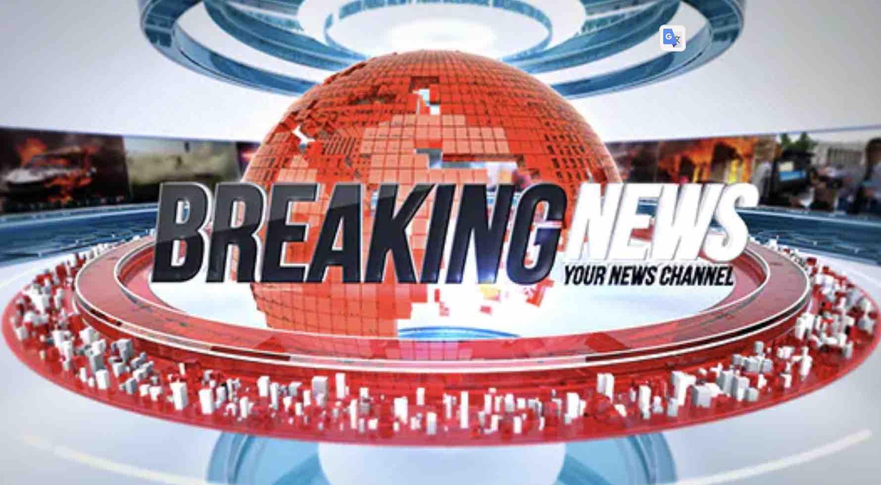 AE模板-24小时广播新闻完整电视栏目包装插图
