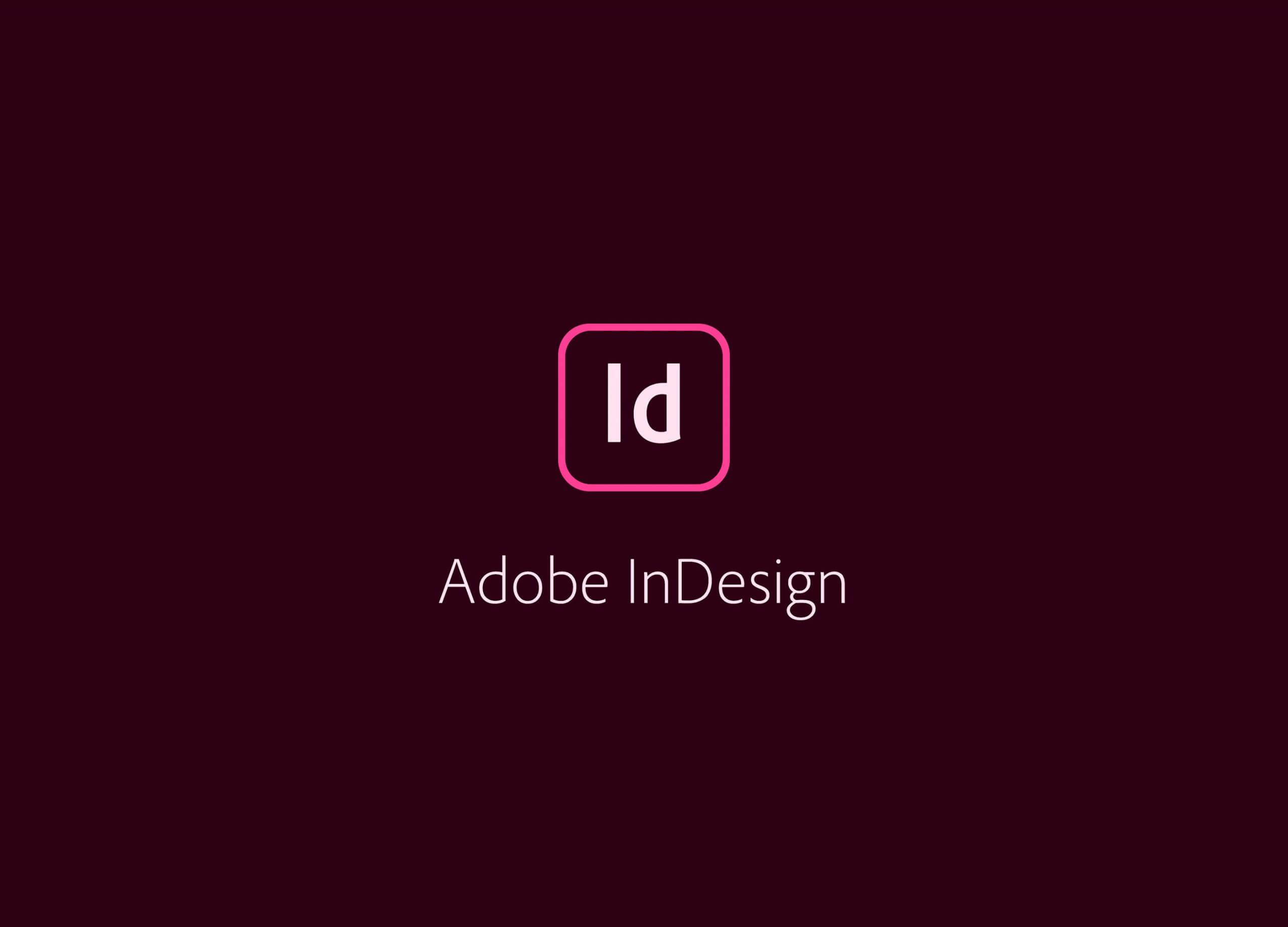 Adobe InDesign 2020 SP插图