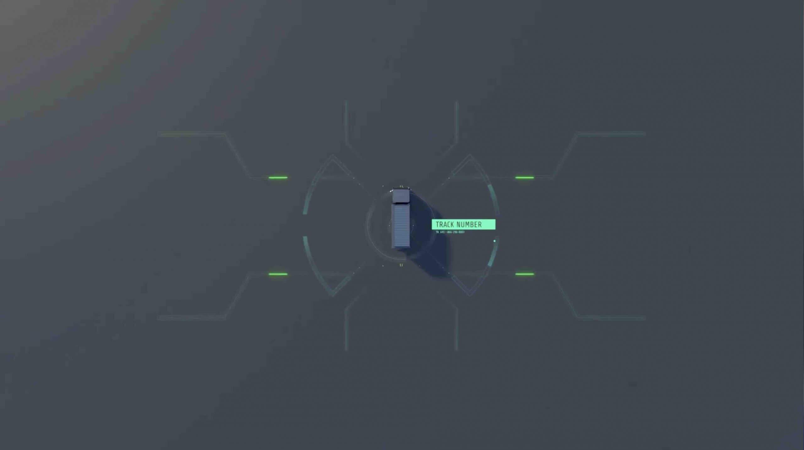 AE模板-运输/集装箱运输/卡车运输/ HUD UI插图1